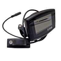 R-WIND DISPLAY LCD