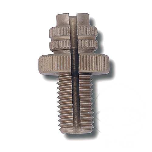 Stellschraube//Bowdenzug Einstellschraube Bremse//Schaltung  M10X28mm geschlitzt