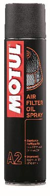 Luftfilteröl Spray A2 Motul 400ML
