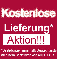 Aktion! - Versandkostenfrei ab 40 € (DE)